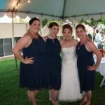 Rachel & her girls!