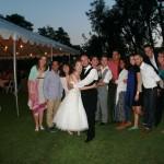 Congrats Ted & Rachel!