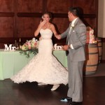 Great first dance!