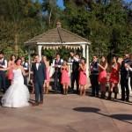 Bridal party w/ newlyweds!