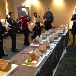 Gingerbread house contest!