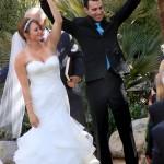Man & Wife!