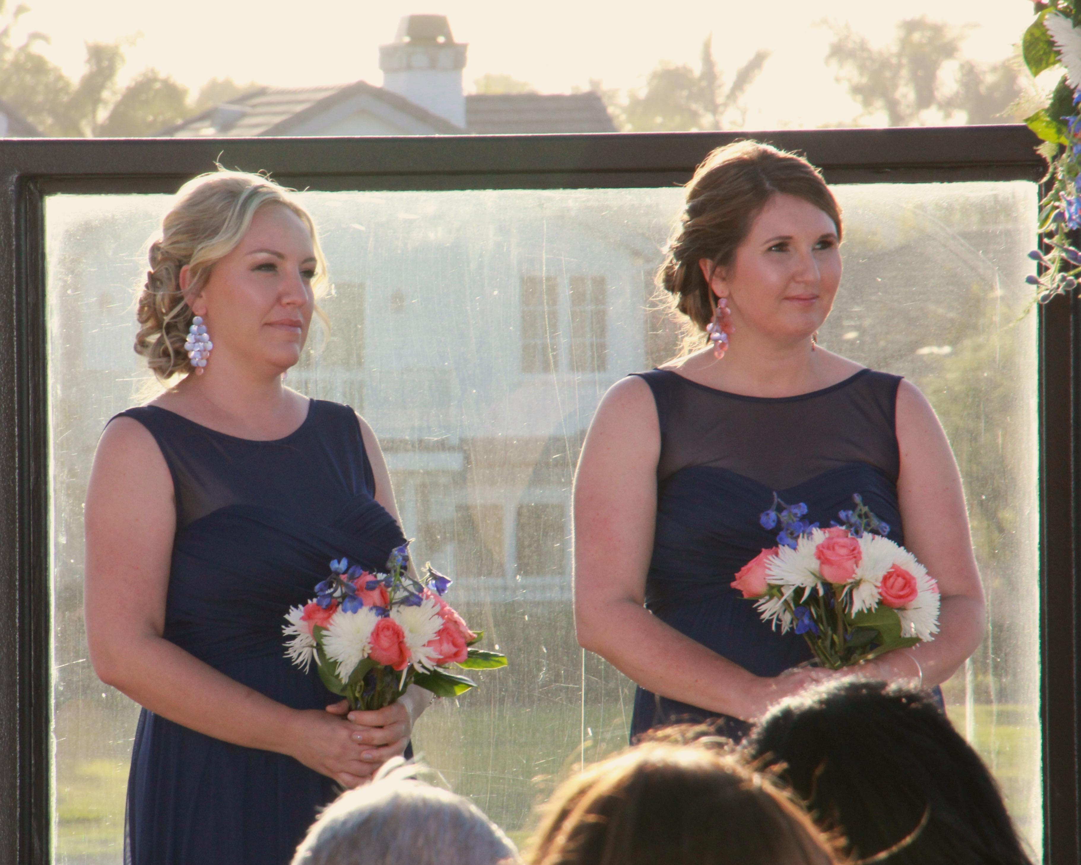 Ceremony, Bridesmaids